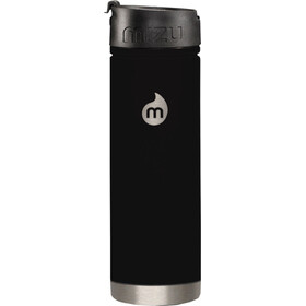 MIZU V7 Insulated Bottle with Coffee-Lid 700ml Soft Touch Black LE